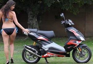een scooter kopen