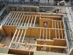 Efficiënte houtskeletbouw
